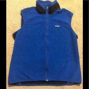 EUC Men's Patagonia Fleece Vest Size Large
